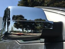 FORD F-150 TRUCK 2004 - 2008 TFP CHROME ABS FULL MIRROR COVER