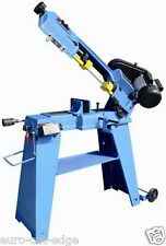 Highend Horizontal/Vertical Fast Metal Cutting 2wheel stand METAL BANDSAW MBS115