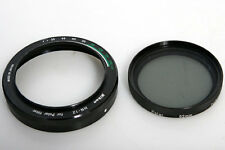 Nikon 52mm Polarizing Filter Polar With HN-12 Shade * polarizer