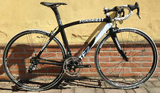 Bici corsa carbonio Fondriest TF2 52 Campagnolo Record 10 s carbon road bike