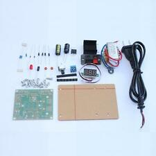 Adjustable Regulated Power Supply DIY Kit With Transformer LM317 1.25V-12V N7N7