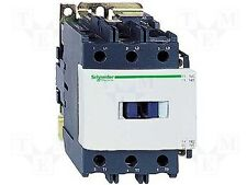 SCHNEIDER 3 POLE CONTACTOR 80A 1No+1Nc 240V 50/60Hz LC1 D80U7 - NEW OLD STOCK