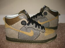 Nike Dunk SB High Coraline US Men's Size 5 373349-771 Rare Pre-Owned AUTHENTIC