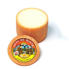 Tete de Moine AOP Queso ca 440 g para Quesos Cortadora de queso la mitad Trozo