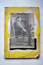 Old Scrapbook of John F Kennedy JFK Assassination Newspaper Cuttings 1963