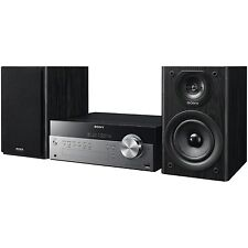 Sony Micro Music System with Bluetooth and NFC CMTSBT100