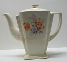 National Brotherhood Operative Pottery Potters Royal China Romance Teapot