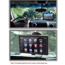 7inch HD Touch Screen Car GPS Navigation Navigator With Bluetooth 128M 4G FM USB