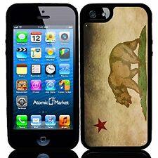 California Flag Grunge For Iphone 6 Case Cover