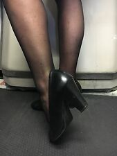 """Cabin Crew Heeled Shoes """"Worn Flying Around The World For A Major Airline"""""""