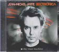 CD - Jean Michel Jarre NEW Electronica (1 The Time Machine) FAST SHIPPING !
