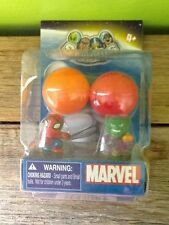 Squinkies Marvel Spider-Man And Green Goblin New Collectible