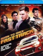Born to Race: Fast Track (Blu-ray Disc, 2014)