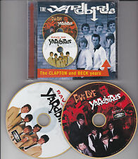 "2CD PICTURE THE YARDBIRDS ""FIVE LIVE AND RAVE UP WITH YARDBIRDS"