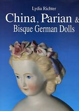 Antique German China Parian Bisque Dolls (1840-1900) - Types Makers Marks / Book