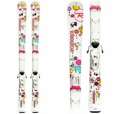 New Fun Girl 2 Ladies Skis - 140cm *WAREHOUSE CLEARANCE*