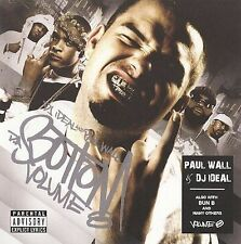 Da Bottom, Vol. 8 [PA] by Paul Wall (Rap)/DJ Ideal (CD,New and Factory Sealed)