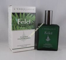 L'ERBOLARIO Fluido Dopobarba FELCI 100ml aftershave fluid FERN