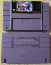 Super Mario 2D Land (English) SNES Super Nintendo
