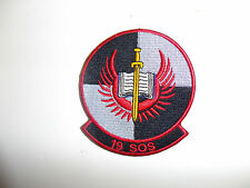 b8849 US Air Force 19th Special Operations Squadron SOS