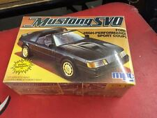 MPC Ford Mustang SVO Golden Opportunity 1/25 Scale Model Kit MISB Sealed RARE