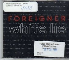 (BW274) Foreigner, White Lie - 1994 DJ CD