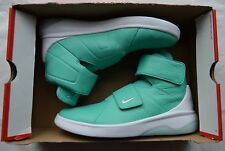 BN Nike MARXMAN Hightop Trainers size 9 Green DAMAGED BOX Guaranteed Genuine