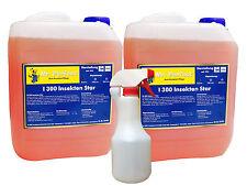 Mr. Perfect Insektenreiniger 2x5 L + 500 ml Sprühflasche
