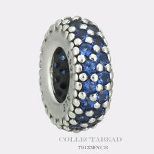 Authentic Pandora Silver Inspiration Within Midnight Blue Spacer 791359NCB