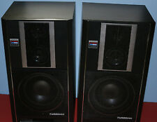 Vintage-Retro Pioneer S-700X electronic bass drive system home stereo speakers