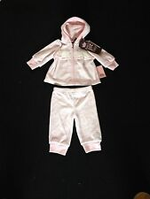 JUICY COUTURE TRACKSUIT PINK VELOUR AVAILABLE 0-3M, RRP£95 NOW`£45.50