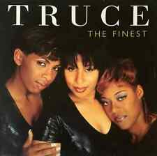 "TRUCE - The Finest (12"") (VG/G++)"