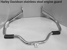 HARLEY DAVIDSON 49140-05B CHROME ENGINE GUARD SOFTAIL DELUXE FLSTN '00-'17