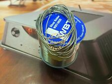 10Feet OF WBT 4% Silver Solder Wire WBT 0820 0.8mm Diameter HIFI Audio