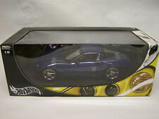 NIB 1/18 C 6 Corvette Coupe from Hot Wheels