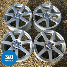 "GENUINE MERCEDES C CLASS 18"" 7 SPOKE AMG ALLOY WHEELS W204 C204 S204"