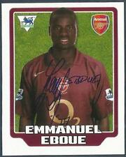 MERLIN F.A. PREMIER LEAGUE 06- #014-ARSENAL-EMMANUEL EBOUE