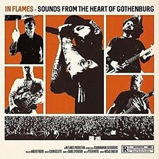 IN FLAMES SOUNDS FROM THE HEART OF GOTHENBURG EARBOOK dvd 2cds bluray 36 pg book