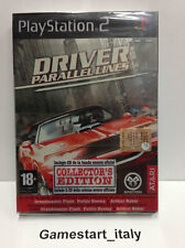 DRIVER PARALLEL LINES COLLECTOR'S EDITION (PS2) PLAYSTATION 2 NUOVO SIGILLATO