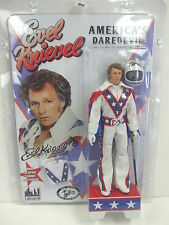 "America's Daredevil EVEL KNIEVEL White Suit MEGO 12"" Inch Figure FIGURES TOY CO."