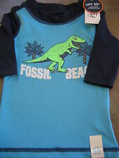 NWT Children Place SWIM TOP SHIRT 50+ UPF UV PROTECTION Toddler 9 - 12 months