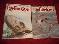 Fur-Fish-Game Harding's Magazine May 1978 / December 1984