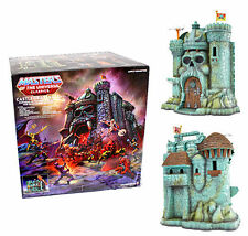 Masters of the Universe MOTU Classics Castle Grayskull Greyskull Sealed MISB Z