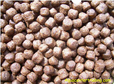 Aliment en pellets pour poissons de bassin koi carpe 5mm sceau de 3,5 litres