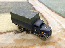 Well Painted Rubicon Models 28mm 1/56 scale WWII German Sdkfz 305 Opel truck