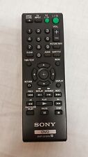 Sony DVD Player Replacement Remote Control RMT-D197A, no batteries