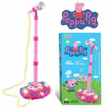KID CHILDREN MUSICAL INSTRUMENT SINGING MIC PHONE MICROPHONE LED EDUCATIONAL TOY