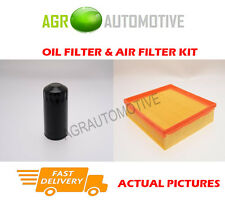 PETROL SERVICE KIT OIL AIR FILTER FOR ROVER 75 TOURER 2.5 177 BHP 2001-05