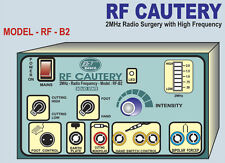 Radio Frequency Skin Surgical Cautery 2 Mhz General Surgery ENT Dermatology R.F.