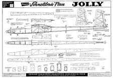 GRAUPNER JOLLY MODEL GLIDER PLANS